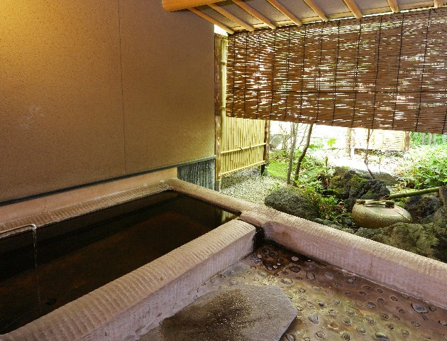 露天風呂付部屋