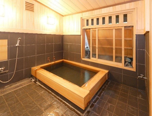 家族風呂(檜)