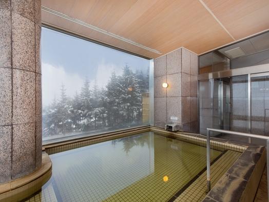 【高原リゾートプラン】天然温泉に浸る旅 1泊2食付