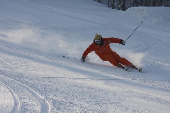 ☆ゲレンデ目の前!スキー&スノボ【選べるリフト・ゴンドラ1日券】&2食付プラン♪