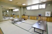 1階大浴場休憩室
