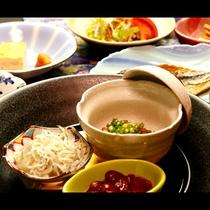 *美味しい和朝食で朝から健康に