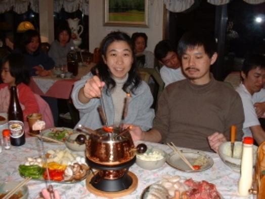 熟年ペンションの熟年プランは美味しいお料理  おもてなし【県民限定】