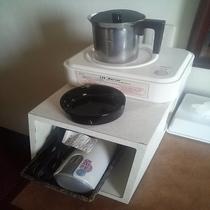 湯沸し器・ドライヤー
