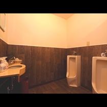 音楽スタジオのトイレもリニューアル