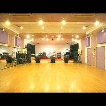 8st_ライブ・コンサートスペース 多目的でもご利用いただけます。
