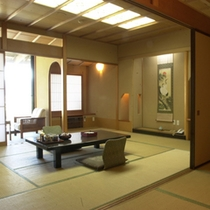 露天風呂付 客室2
