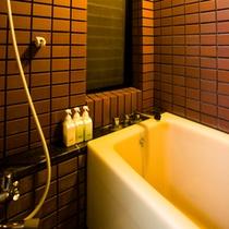 客室 お風呂