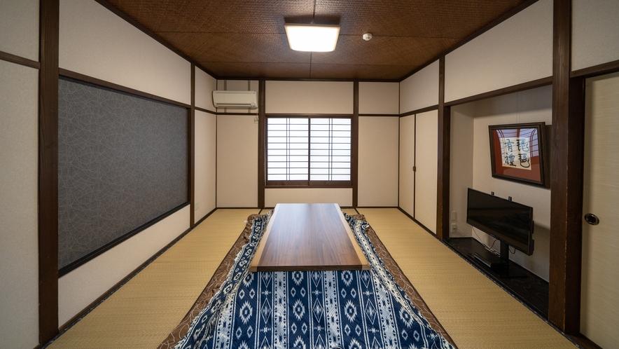 けやき/定員:3名〜6名 畳の和室が2つ