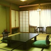 オーシャンビュー最上階12畳一般客室【禁煙】
