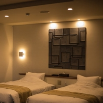 最上階(7階)海一望半露天風呂付き特別室