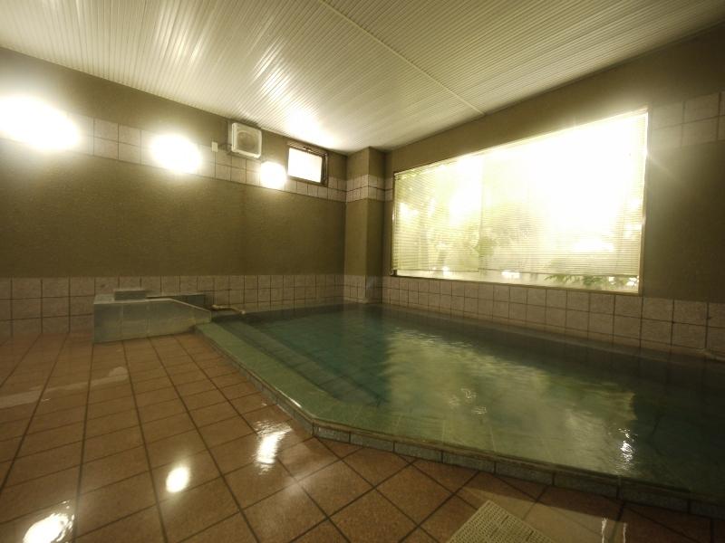 大浴場◆15時〜26時迄・5時〜10時迄ご利用いただけます◆