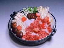 すき焼大鍋