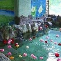 ■バラ風呂