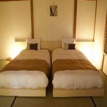 ベッドルーム(三宅島 一例)