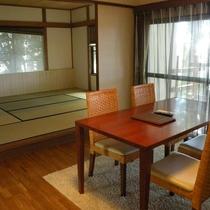 キッチン付タイプ和室(三宅島 一例)