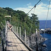 橋立吊り橋