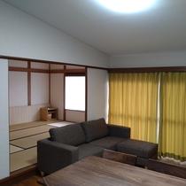 和室10畳・キッチン付
