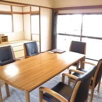 和室10畳キッチン付(三宅島 一例)