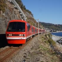 伊豆急行 リゾート21きんめ列車