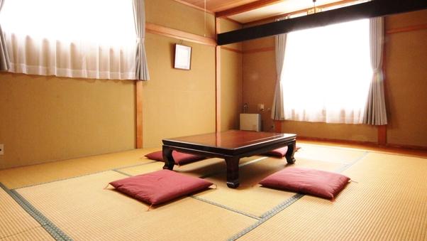 ひろびろ和室10畳【縁側付き】