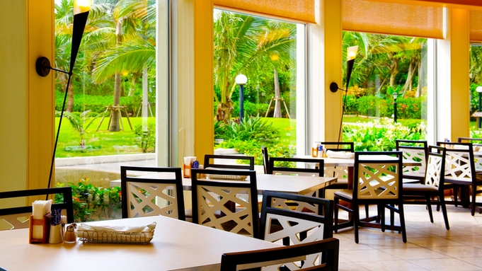 【楽天トラベルセール】沖縄の宜野湾随一のホテル朝食ブッフェをお得に楽しむリゾートステイ♪(朝食付)