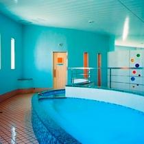 ■大浴場 2階 ドライサウナとジャグジーで旅の疲れを癒して下さい。