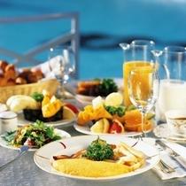 ■レストラン「パセオガーデン」 朝食