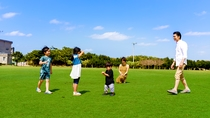 <ぎのわん公園>