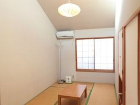 ☆天井の高い和室☆洗面台・トレイ付