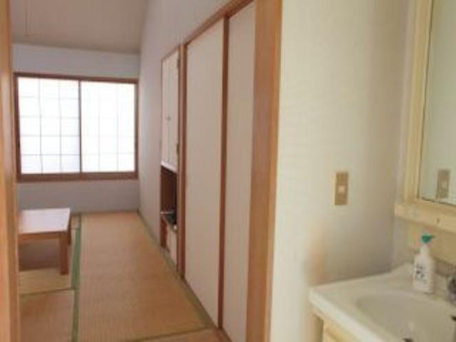和室洗面台付