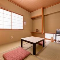 *和室4.5畳(客室一例)/一人旅に◎こじんまりとしたお部屋で寛ぎのひと時をお過ごし下さい。
