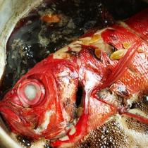 ホックホクの下田産金目鯛の姿煮