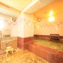 *女性用大浴場/24時間入浴可能。ゆったりとした湯船で旅の疲れを癒してください。
