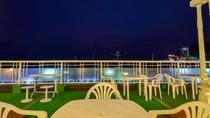 *花火大会用屋上特設スペース/人気の花火大会が目の前で見られる特等席!