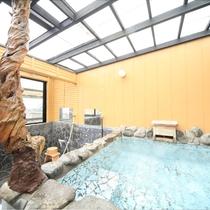 *展望露天家族風呂『お宮の湯』/熱海湾を見渡す絶景が楽しめる貸切風呂。