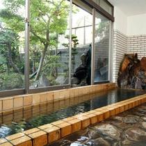 【毘沙門天の家】お風呂◆源泉掛け流し温泉をお愉しみください