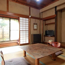 【大黒天の家】10畳+8畳◆全室離れ家なのでプライベート気分で寛げます