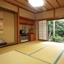 【大黒天の家】10畳+8畳◆二間の広々としたお部屋タイプです
