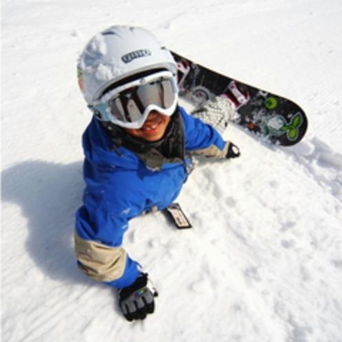 冬 雫石スキー場