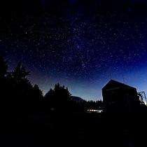 【星空】雫石銀河ロープウェーに乗って♪満天の星空を見に行こう!