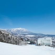 【雫石スキー場】