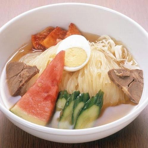【ご当地グルメXプリンスクーポン】冷麺(三千里)