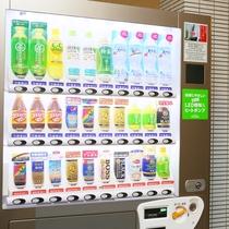 1Fソフトドリンク自動販売機