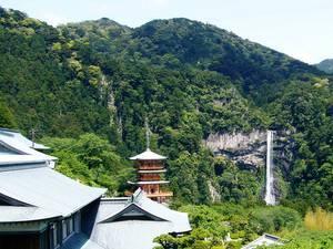 那智の滝(那智大社近い)