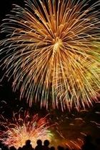 『メッセージ花火』7月21日〜8月24日(7/30・8/1・8/10除)開催予定!お部屋が特等席♪