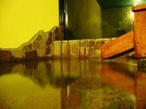 展望風呂【星の湯】は 寝湯付のお風呂(眼下に白浜温泉が一望)