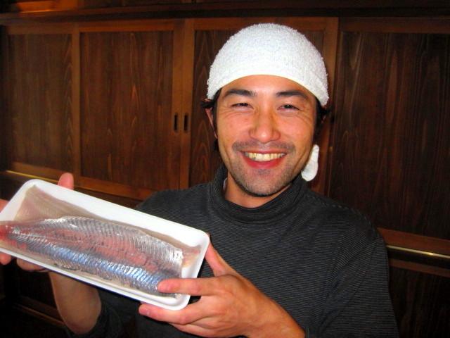 関養魚店のオーナー