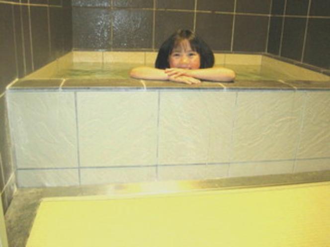 ファミリープラン貸切風呂