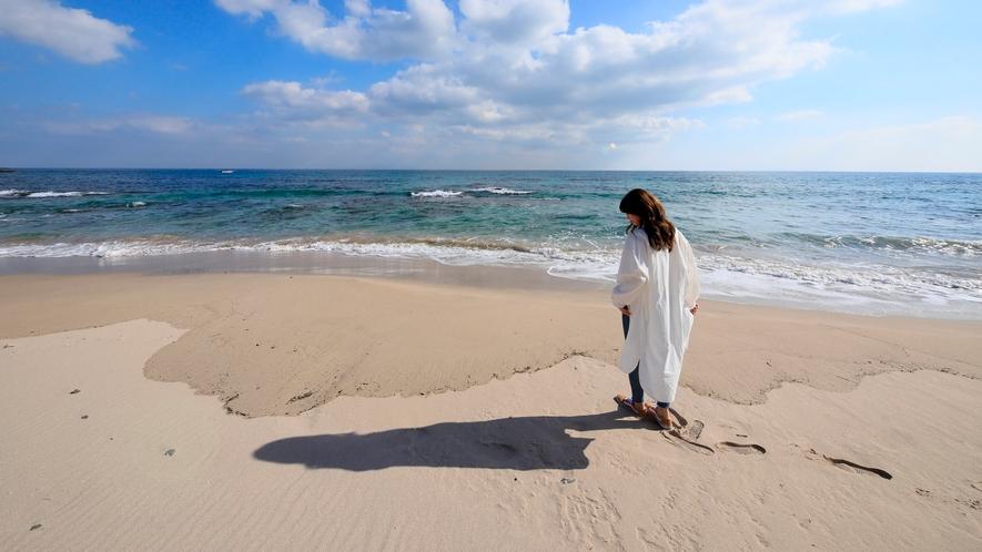 周辺観光|白浜中央海水浴場